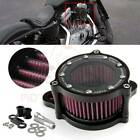 Air Cleaner Intake Filter Kit 4 Clear For Harley Sportster XL883 1200 2004 2019