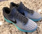 Nike Air Zoom Cage 3 HC Mens Tennis Training Shoes Gray durability guaranteed