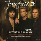 FORCEFIELD Let The Wild Run Free JAPAN CD POCP-1061 1990 NEW