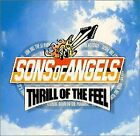 SONS OF ANGELS Thrill The Feel JAPAN CD VICP-61014 2000 NEW
