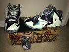 Nike Lebron 11 XI AS All Star Gumbo ASG James Authentic Size 10 647780 735