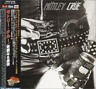 MOTLEY CRUE Too Fast For Love JAPAN CD POCP-9186 1999 NEW