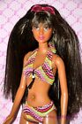 Beach Fun Lea Sun Belly Tattoo Barbie Doll with Swimsuit