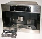 【STAINLESS】Miele CVA4070 Built-in 60-Cup Whole Bean/Ground Coffee System!~AS-IS~