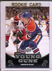2010-11 Taylor Hall Upper Deck Series 1 UD Young Guns RC Rookie