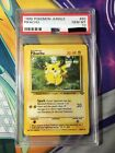 1999 Pokemon Jungle 60 Pikachu PSA 10 Gem Mint