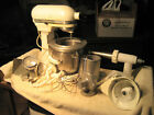 FREE SHIP KitchenAid Hobart K5-A Heavy Duty Electric Stand Mixer w/ Attachments