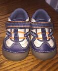 Stride Rite Baby Boys SRT Nash Boys Sneakers Toddler Size 45M