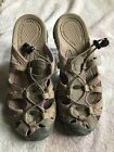 KEEN Womens US 85 Gray purple Clogs Slip On Shoes Mules