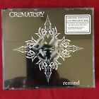 CREMATORY:  REMIND - 2 CDs Death Doom Metal Goth Limited Edition 60 pg Booklet