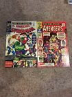 Amazing Spider Man 3  Avengers 1 King Size Specials Lot Marvel 1966 1967