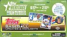 2009 Topps Heritage High Number Edition Baseball 4