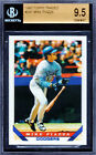 1993 MIKE PIAZZA TOPPS TRADED #24T RC LOS ANGELES DODGERS HOF RARE 1 33 BGS 9.5!