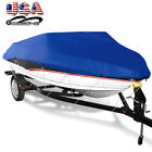 14 22ft Heavy Duty Trailerable Waterproof Boat Cover Fishing Ski Bass Beam