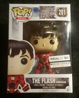 Funko POP Justice League The Flash Unmasked Regal Cinema Exclusive Mint in box.