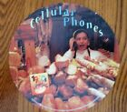 Cell Phones Collectable Disc Card