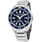 Citizen Promaster Diver Blue Dial Stainless Steel Men's Watch BN0191-55L