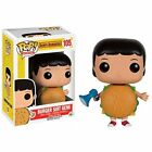 Funko Pop Animation Burger Suit Gene Bob's Burgers Exclusive Pop #105