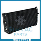New AC Condenser for Geo Prizm Toyota Corolla 1993 to 1997 OE 8846012410 QG