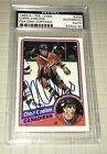 PSA DNA CHRIS CHELIOS SIGNED 1984-85 O-Pee-Chee RC Card Montreal Canadiens OPC