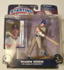 2000 Shawn Green Los Angeles Dodgers. Starting Lineup 2 MLB Baseball.   (E9#7dr)