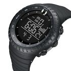 Men's Sport Digital Wrist Watches Outdoor Water Resistant Military Casual LED Ba