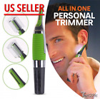 Micro Touch Max Nose Ear Trimmer Eyebrow Neck Hair Groomer Micro Personal Shaver