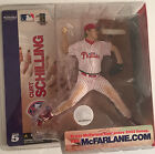 McFarlane 2003 Curt Schilling MLB Series 5 Surprise Variant Phillies