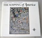 map reference / cartography book THE MAPPING OF AMERICA by Schwartz