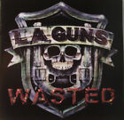 L.A. Guns ‎– Wasted (CD, EP, CANADA,  MLSB002 )  FREE SHIPPING