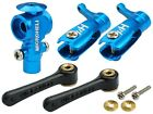Microheli CNC DFC Main Rotor package BLUE BLADE NANO CPX CPS S2