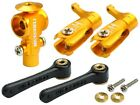 Microheli CNC DFC Main Rotor package GOLD BLADE NANO CPX CPS S2