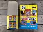 Full Box 1991 Topps Desert Storm Trading Cards Stickers 36 Pack Victory Series