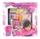 Deluxe Scrapbooking  Card Making Kit 2400 Accessories  40 Page Scrapbook