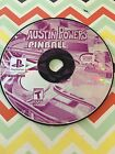 Austin Powers Pinball (Sony PlayStation 1) PS1 Video Game No Box (A)