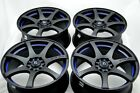 17 Wheels Rims Civic Corolla Celica Accord Legend Tiburon TSX Neon 5x100 5x1143