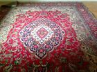 Antique Hand-knotted Persian Tabriz (12' 8