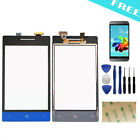 For HTC 8S Windows Phone A620E Touch Screen Digitizer Glass Replacement Blue