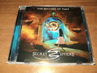 SECRET SPHERE - THE NATURE OF TIME (CD 2017)