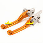 For HUSABERG FC450 /FC550 2006 & FS450	2008 Dirt /Pit Bike Clutch Brake Levers
