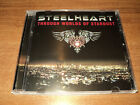 STEELHEART - THROUGH WORLDS OF STARDUST  (CD 2017)