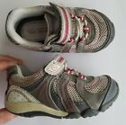 Stride Rite Toddler Boy Shoes 55 XW Extra Wide Sneakers Gray Red