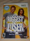 The Biggest Loser Challenge Nintendo Wii 2010 Complete w Manual