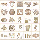 30 Styles DIY Metal Stencil Cutting Die Embossing Scrapbooking Craft Album Decor