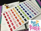 PP003 Trash Can Life Planner Die cut Stickers for Erin Condren 72pcs
