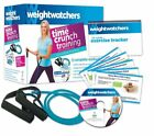 Weight Watchers 10 Minute Time Crunch Training Kit 5 Workouts Fitness DVDs NEW