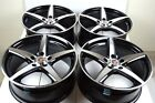 17 Wheels Rims RAV4 Camry Civic CRV Accord CL TLX Element Fusion Avenger 5x1143