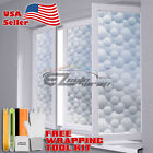 Premium Frosted Film Glass Home Bathroom Window Security Privacy Sticker 5045