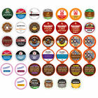 Coffee Single Serve Cups Variety Pack Sampler 40 Ct