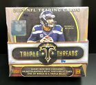 2015 TOPPS TRIPLE THREADS Hobby Box Football